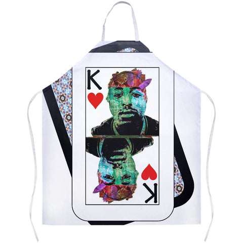Play Your Hand...King Heart No. 2 Apron