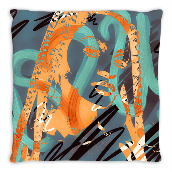 I Love You Jody No. 2 Throw Pillow