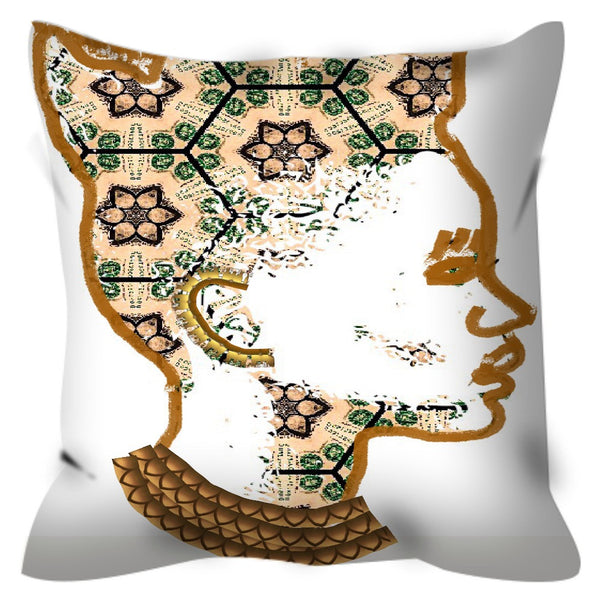Queen Things No. 2 Throw Pillow...product of the week