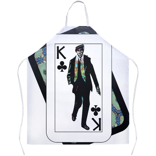 Play Your Hand...King Club No. 1 Apron