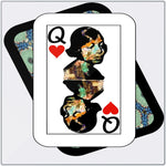 Load image into Gallery viewer, Play Your Hand...Queen Heart No. 1 Metal Print