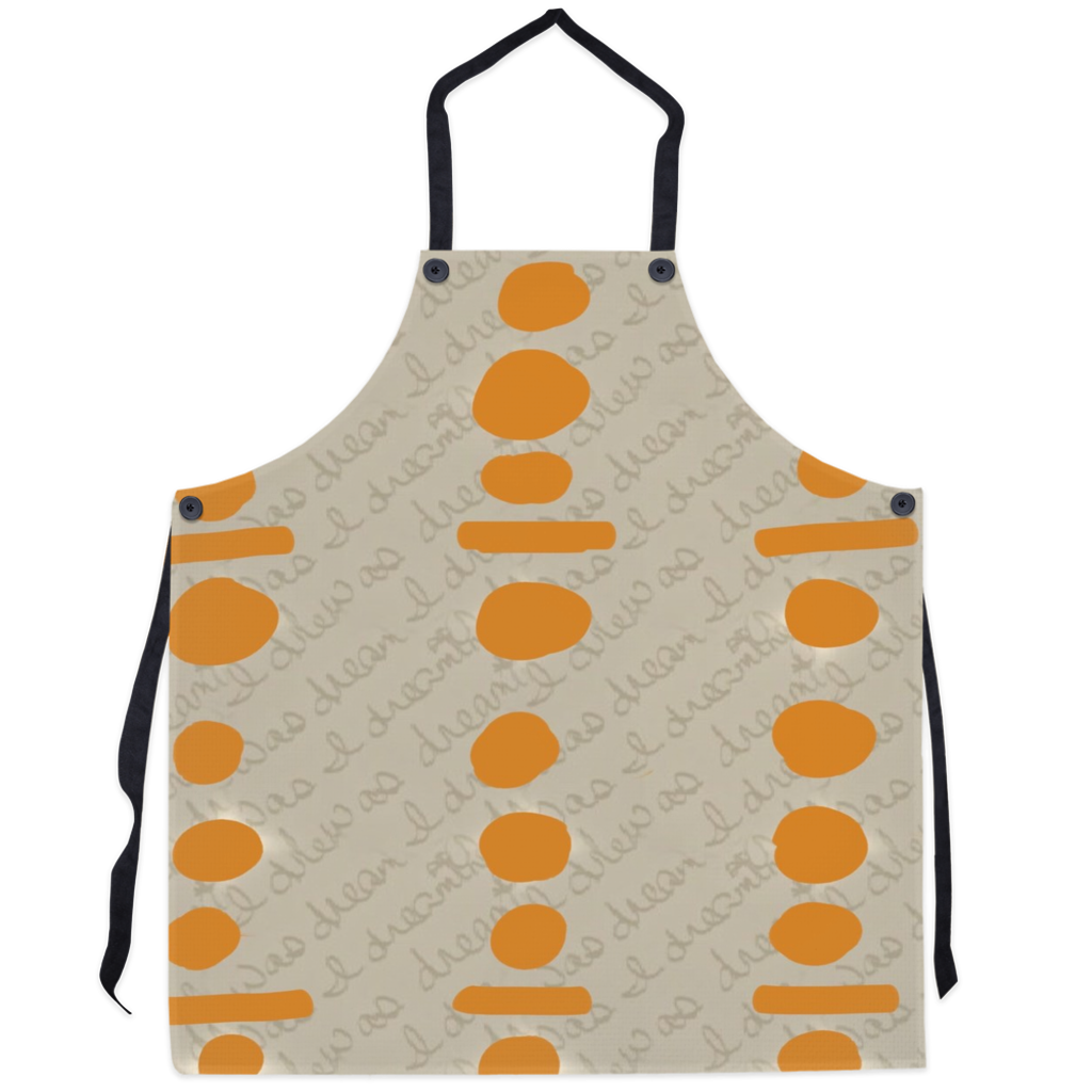 Connect the Dots Apron