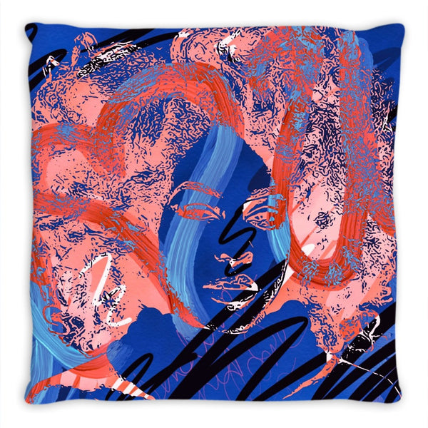 I Love You Jody No. 3 Throw Pillow