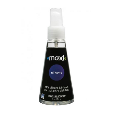 Mood Silicone-Based Lube