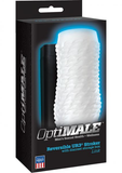 OptiMale Reversible Stroker - Frost