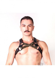 The Prowler Red - Cross Harness