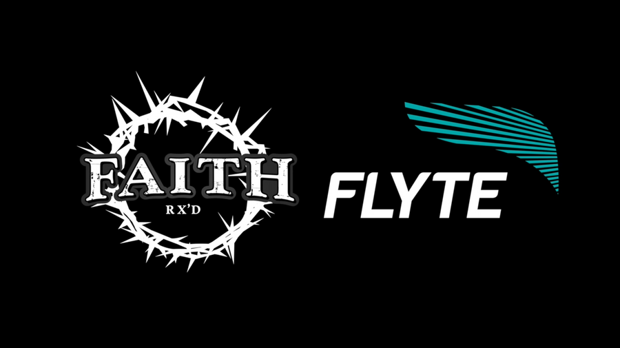 FAITH RX'D x FLYTE: In Partnership for Impact