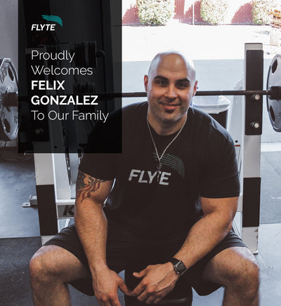 Introducing FLYTE's Newest Athlete!