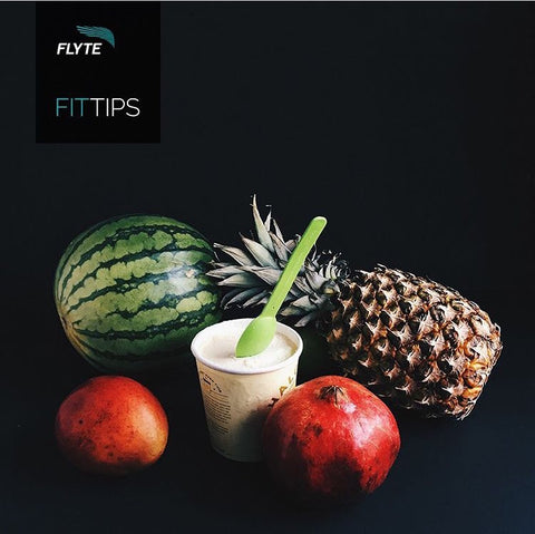Flyte Fit Tip: Eat With Balance and Moderation