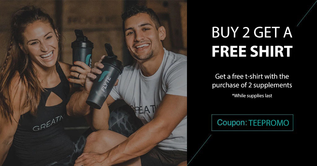 BOGO FREE Shirt Promotion