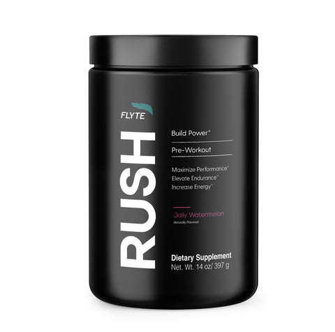 RUSH - Performance Pre Workout