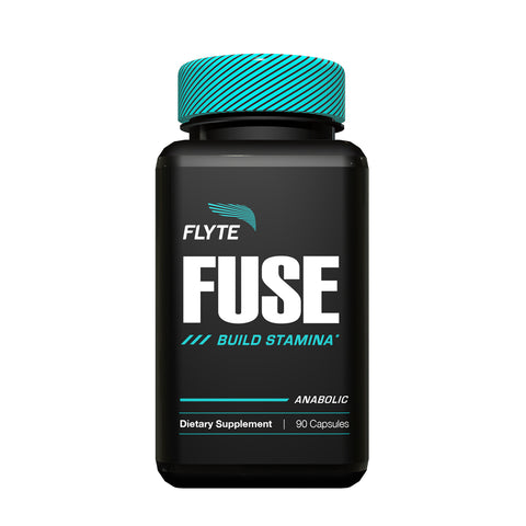 FUSE workout booster product bottle
