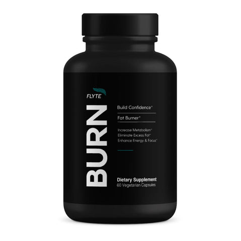 BURN Weight Loss Support Capsules Product Bottle