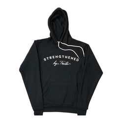 Strengthened by Faith Hoodie