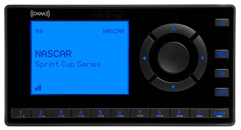SiriusXM XEZ1V1KC Onyx EZ Satellite Radio with Vehicle Kit