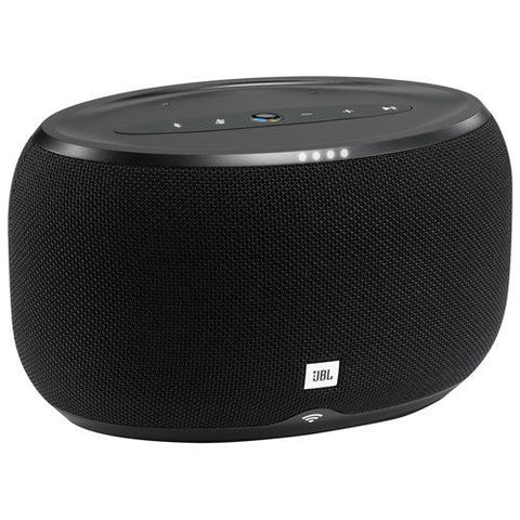 JBL Link 300 Voice-Activated Bluetooth Wi-FI Speaker with Google Assistant - Canadian Version