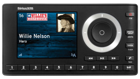 SiriusXM Onyx Plus with Vehicle Kit - SXPL1V1C