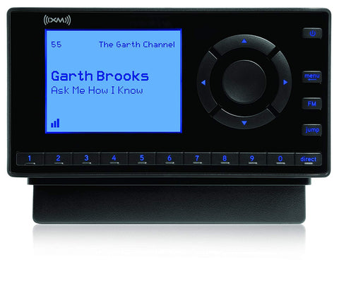 SiriusXM Onyx EZ Satellite Radio with Home & Car Kit - XEZ1H1KC-VK