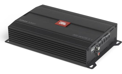 JBL STAGEA3001AM Stage Amplifier 300W x1