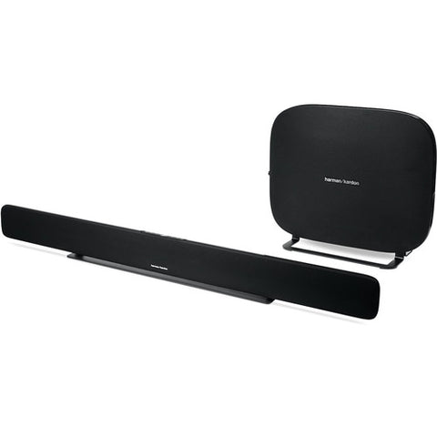 Harman Kardon Omni Bar Plus 5.1-Ch Soundbar & Subwoofer