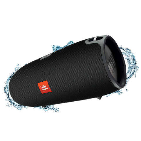 JBL Xtreme Splashproof Large Portable Bluetooth Speaker Black