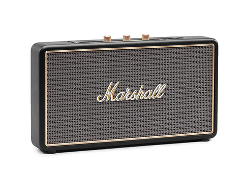 Marshall Stockwell Portable Bluetooth Speaker Black 04091390