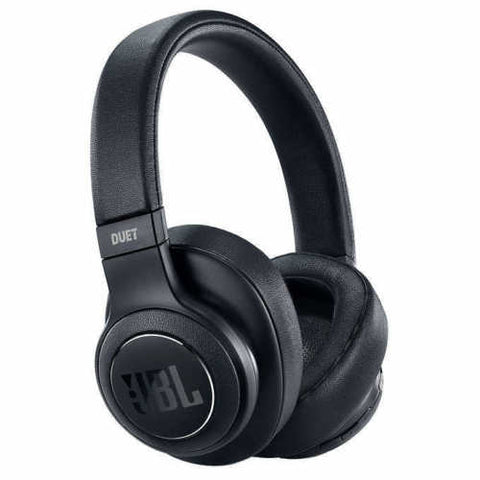 JBL Duet NC Bluetooth Noise Cancelling Headphones DUETBTNCBLK