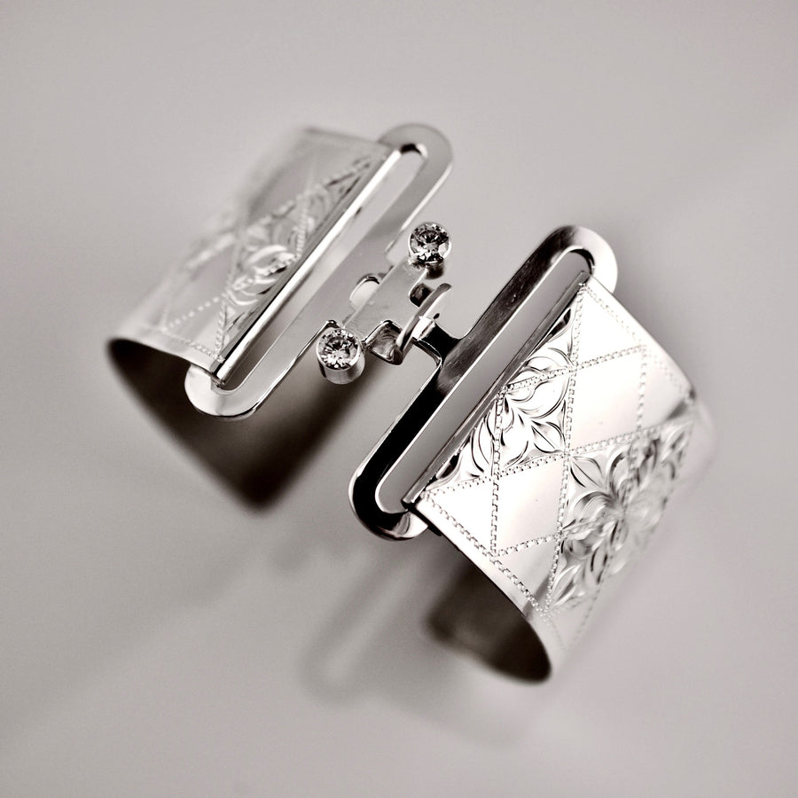 Surcingle Sterling Cuff