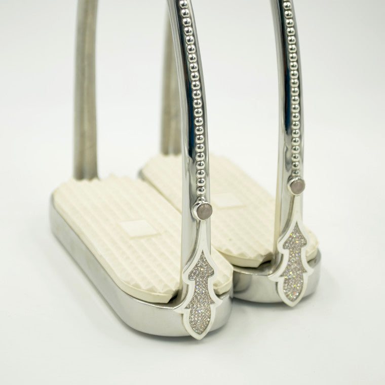 Crystal Pavé Stirrups