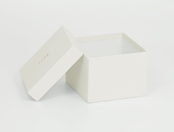 Personalised gift boxes, personalized favor boxes, custom gift boxes, cube gift box – Cream