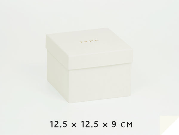 Personalized gift boxes, personalised favour boxes, luxury gift boxes, cube gift box – Ivory
