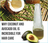 Why Coconut and Avocado Oil is Incredible for Hair Care