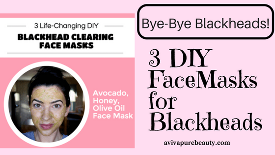 How to make a face mask at home for blackheads