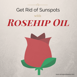 How Easily You Can Get Rid of Sunspots on Face With Rosehip Oil (with before and after photos)