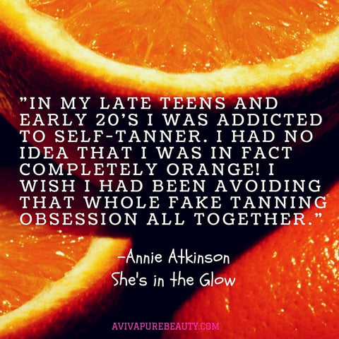 Annie Atkinson Beauty Quote