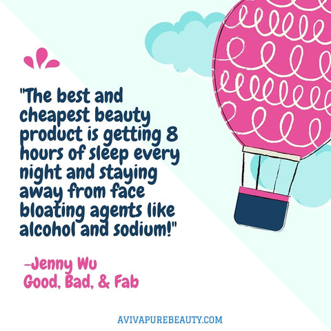 Jenny Wu Beauty quote