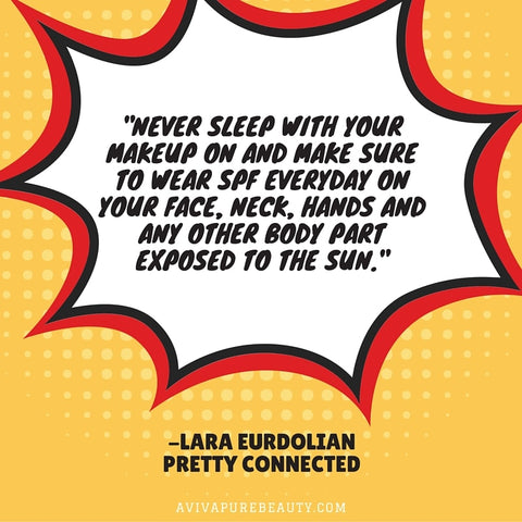Lara Eurdolian Beauty Quote