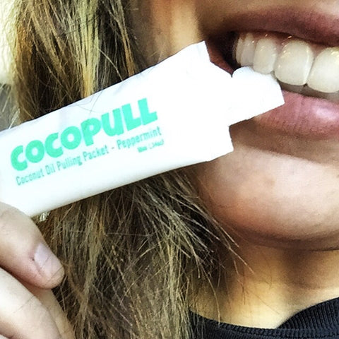 cocopull for teeth