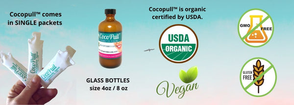 ingredients cocopull oil pulling