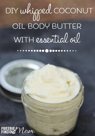 whipped body butter recipes