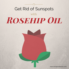 get rid of sunspots on face