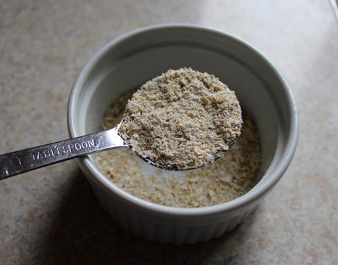 oats in bowl