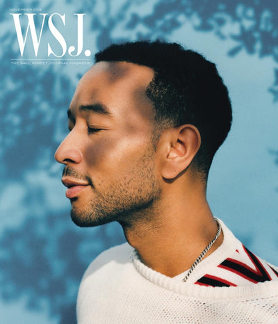 WSJ INNOVATORS ISSUE | John Legend Cover