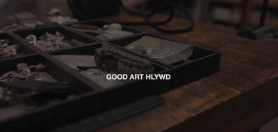 THE HUNDREDS | GOOD ART HLYWD :: Interview w/ Josh Warner