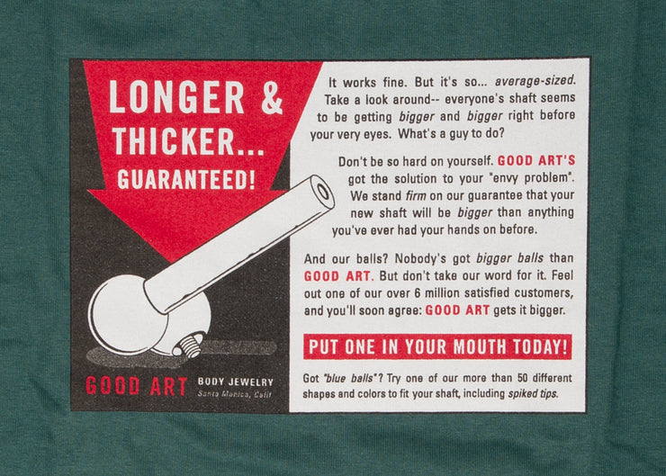 Vintage Good Art CO. T-Shirt