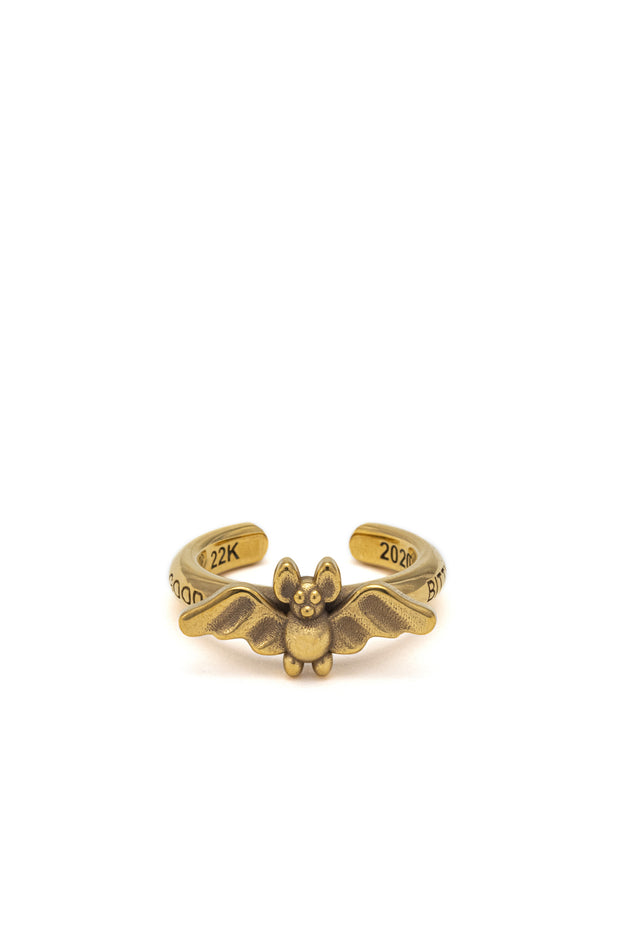 BITTY BAT RING