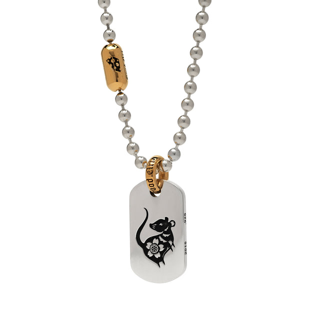 Year of the Rat Limited Edition Dog Tag