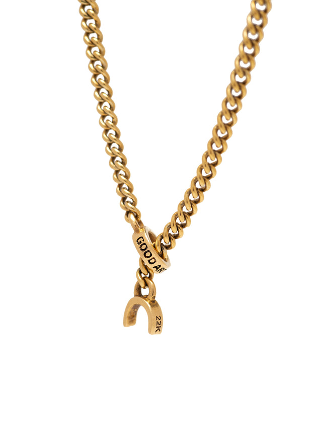 Sweet Marie Necklace, 22K Gold