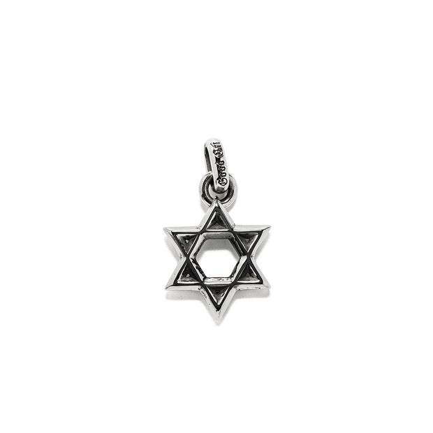 Jewish Star Pendant, Small