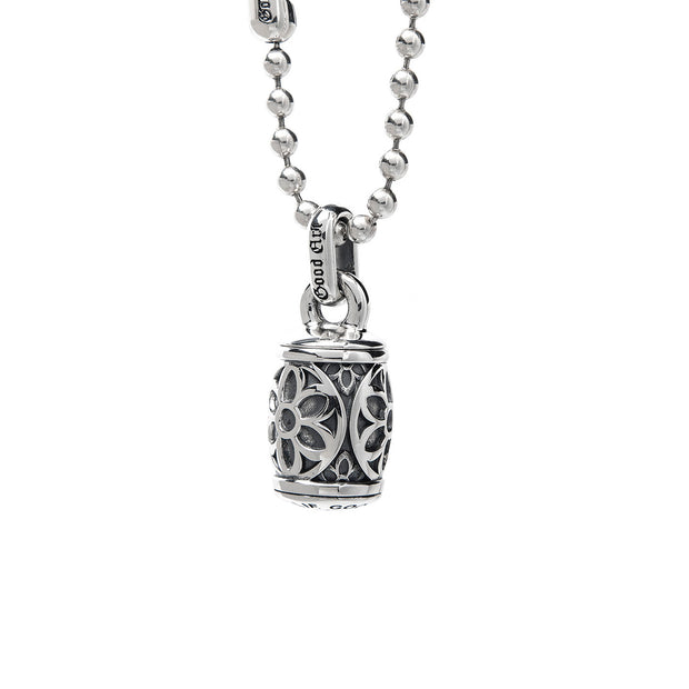 Honey Pot Pendant, Sterling